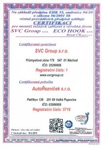 Certifikát SVC Náchod na s.r.o.-1