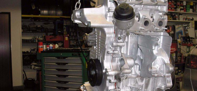 Auto Řezníček - Motor I