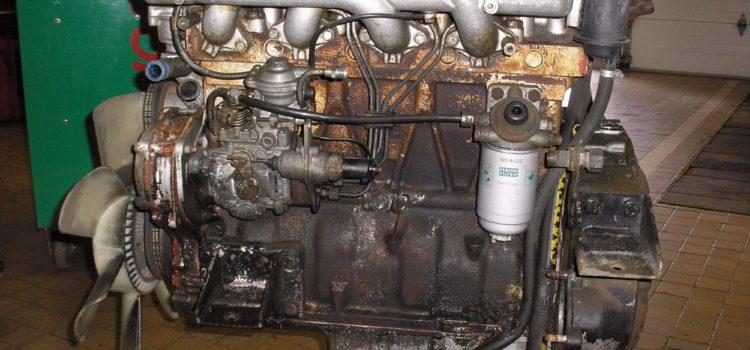 Auto Řezníček - Motor II