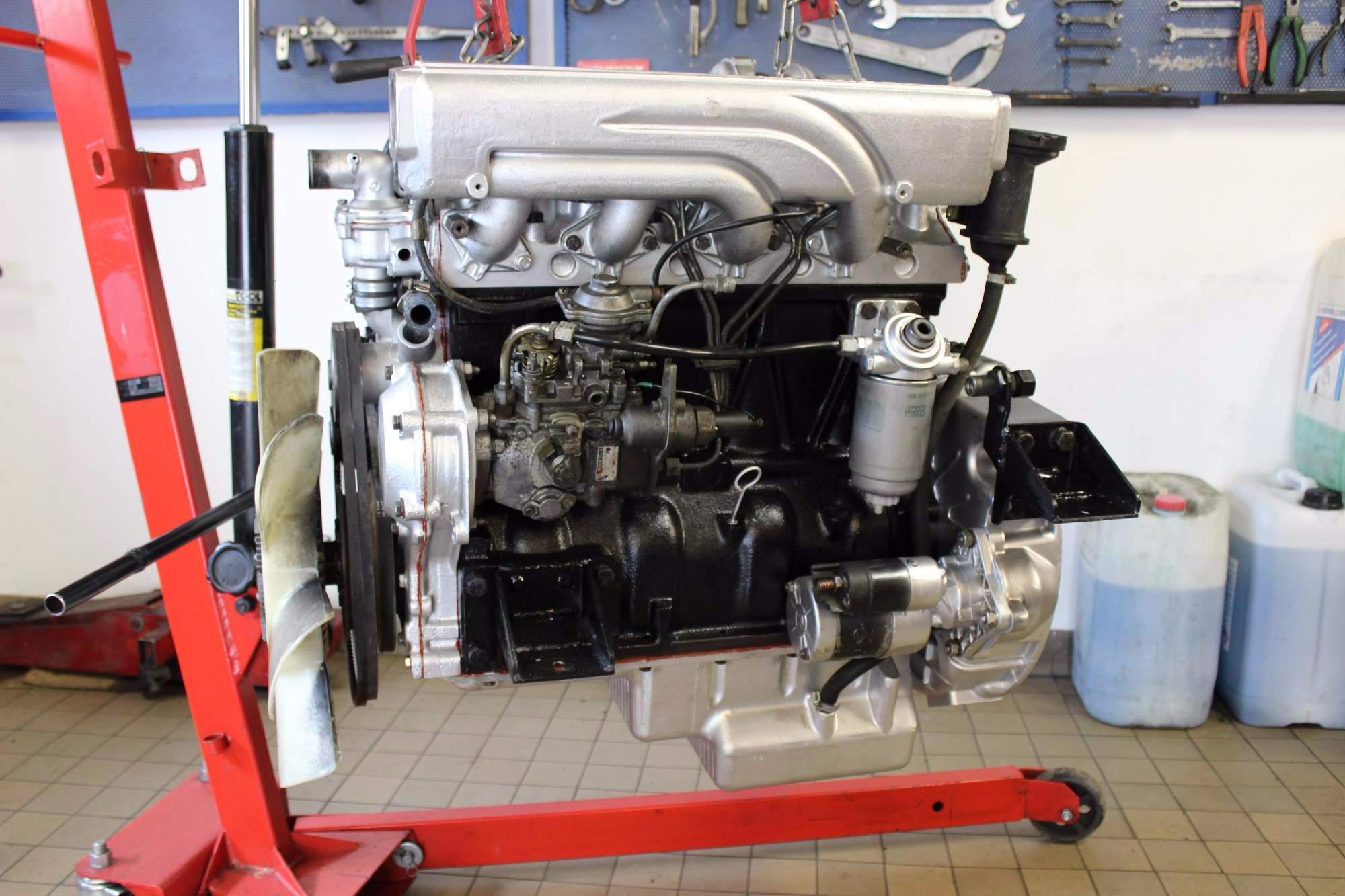 Auto Řezníček - Motor